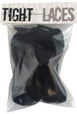 """Tight Laces Tight Laces flat 45"""" - Black"""