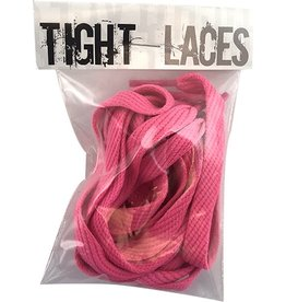 "Tight Laces Tight Laces flat 45"" - Hot Pink"