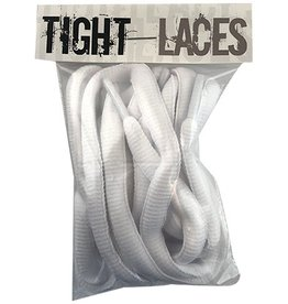"""Tight Laces Tight Laces oval 48"""" - White"""