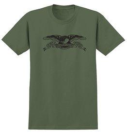Anti-Hero Anti-Hero Basic Eagle T-Shirt - Military Green
