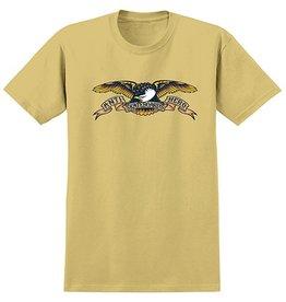 Anti-Hero Anti-Hero Eagle T-Shirt - Squash (size Medium)