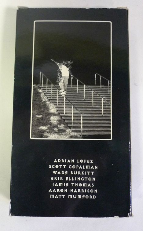 Zero Thrill of it All (1997) VHS -  (Preowned)