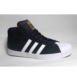 Adidas Adidas Pro Model Vulc ADV - Black/White/Gold (size 10)