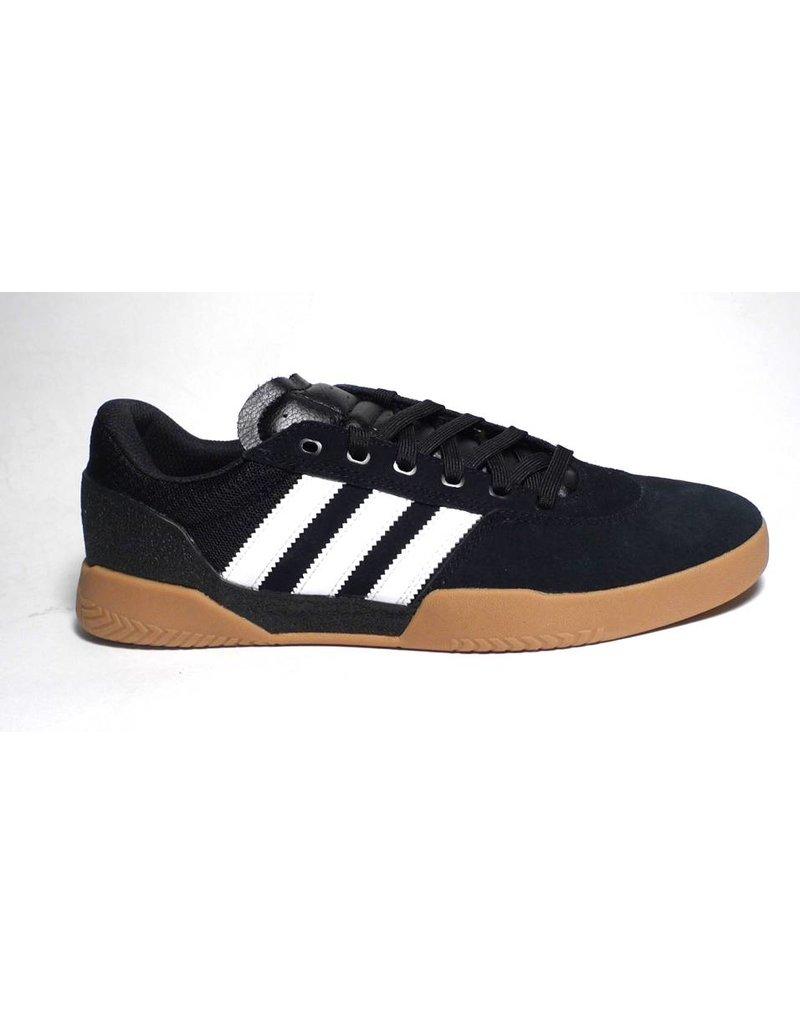 Adidas Adidas City Cup - Black/White/Gum (size 13)