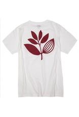 Magenta Magenta Tricolor T-shirt - White