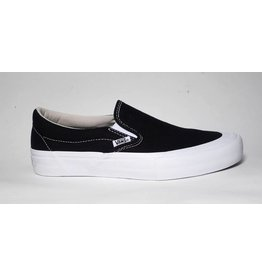 Vans Vans Slip on Pro (Toe Cap) - Black (Canvas) (size 11.5)