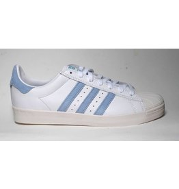 Adidas Adidas Superstar Vulc x Krooked - Cloud White/Customized/Chalk White (size 9.5, 12 or 13)
