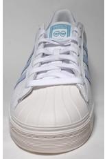 Adidas Adidas Superstar Vulc x Krooked - Cloud White/Customized/Chalk White