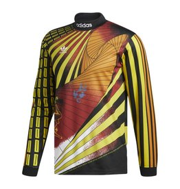 Adidas Adidas Na-Kel Jersey - Black/Yellow/Bright Orange/Red