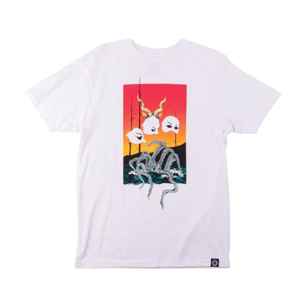 Welcome Welcome Maquerade T-shirt - White