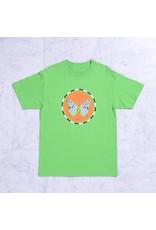 Quasi Quasi Moth T-shirt - Lime