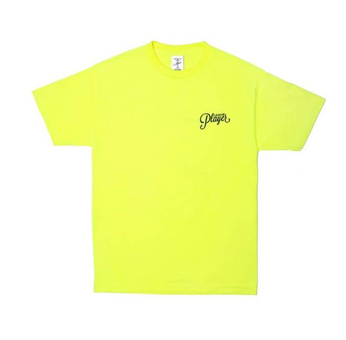 Alltimers Alltimers Splits T-shirt - Safety Green