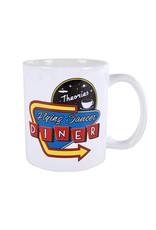 Theories Brand Theories Flying Saucer Diner Mug