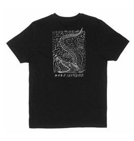 WKND brand WKND Alligator Girl T-shirt - Black