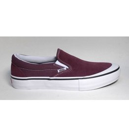 Vans Vans Slip On Pro -  Raisin/Whte