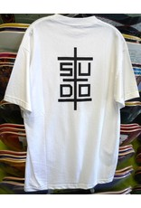 Studio Studio Cross Crest T-shirt - White