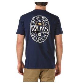 Vans Vans Cold Break T-shirt - Navy (size Small or Medium)