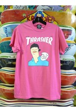 Thrasher Mag Thrasher Gonz Cover T-shirt - Pink