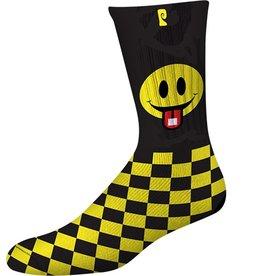 Psockadelic Psockadelic Sid Black/Yellow Socks