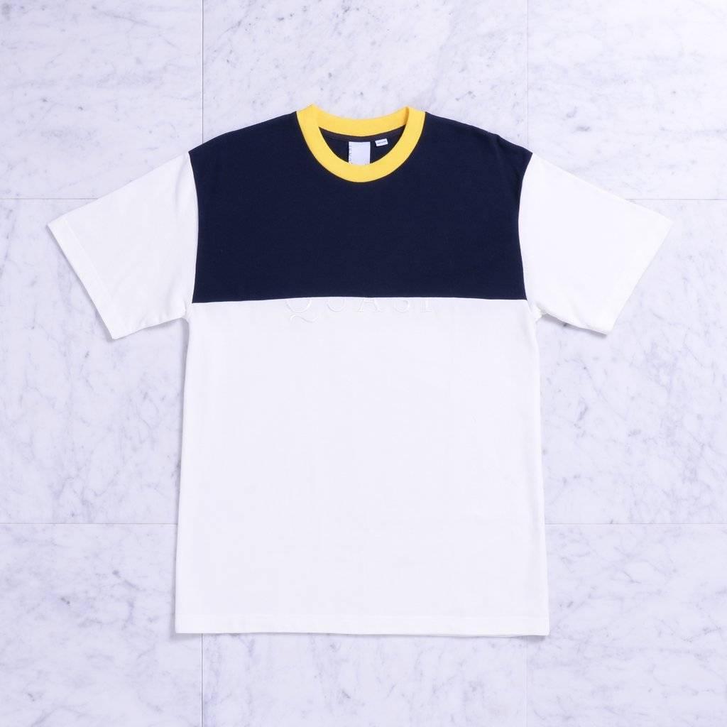 Quasi Quasi Pique T-shirt - Yellow