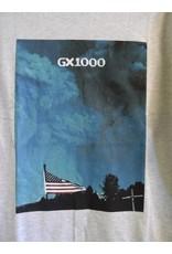 GX1000 GX1000 Flag T-shirt - Ash (size Small)