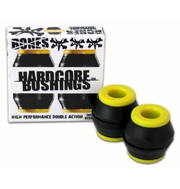 Bones Wheels Bones Bushings Hardcore Black - Medium (set of 2)