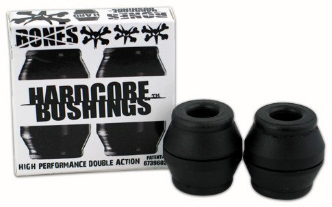 Bones Wheels Bones Bushings Hardcore Black - Hard (set of 2)