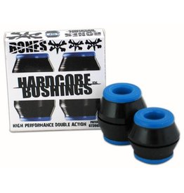 Bones Wheels Bones Bushings Hardcore Black - Soft (set of 2)