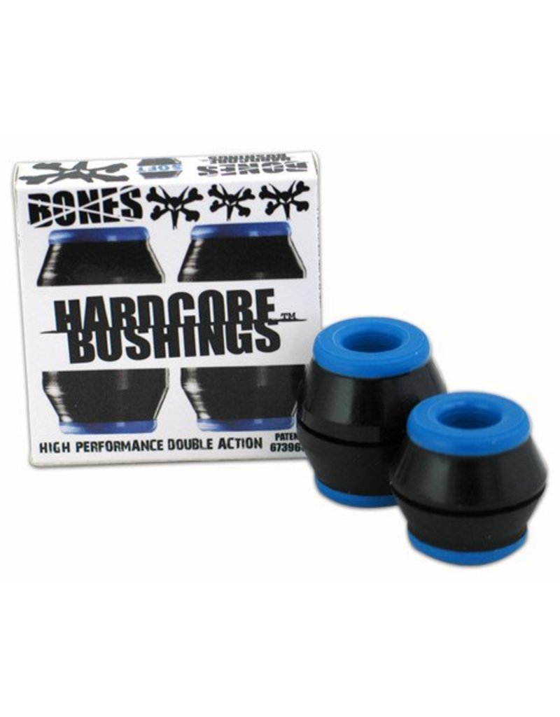 Bones Bones Bushings Hardcore Black - Soft (set of 2)