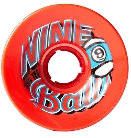 Sector 9 Sector 9 Nineballs 74mm 78a Orange Wheels (set of 4)