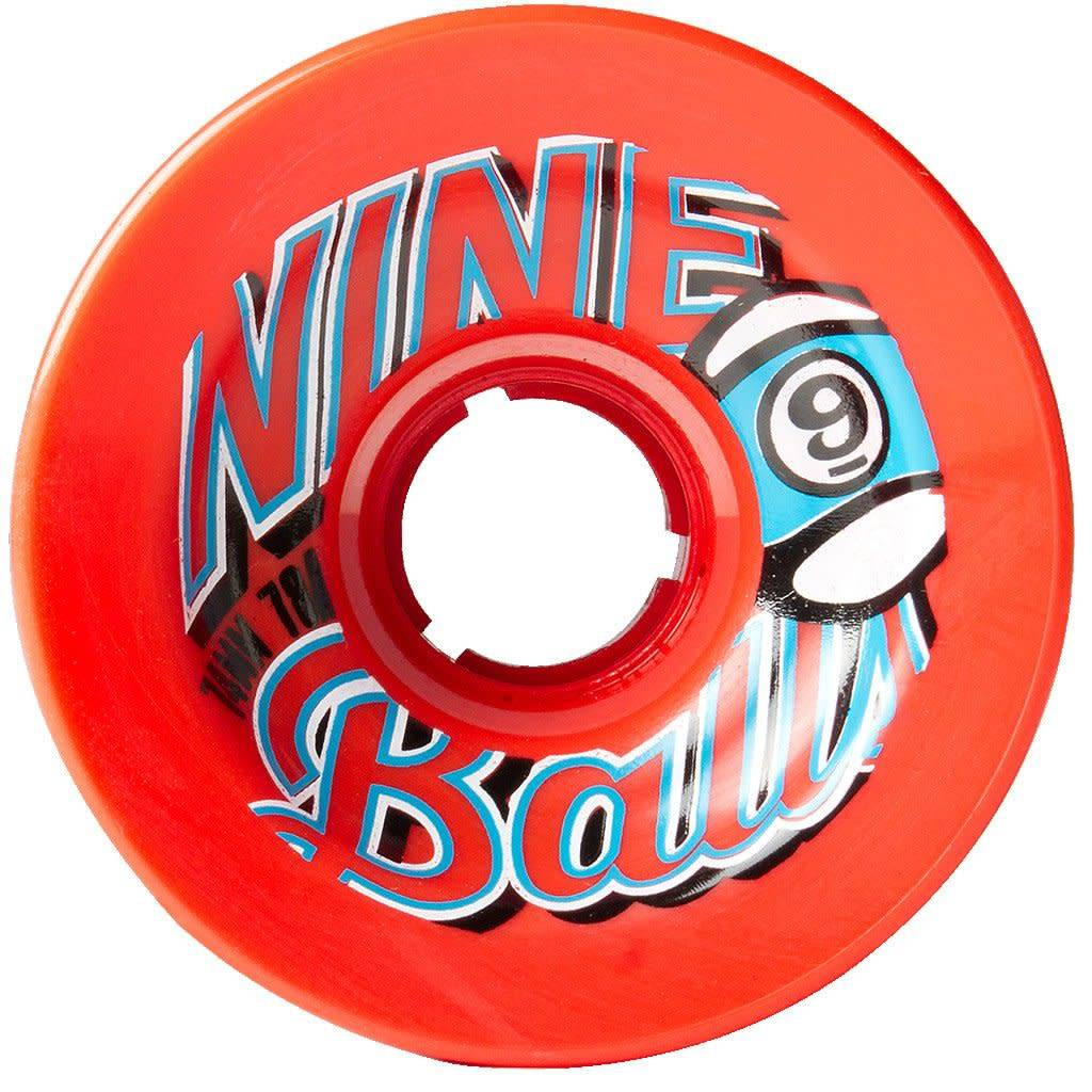 Sector 9 Sector 9 Nineballs 74mm 78a Orange Wheels (set of 4)