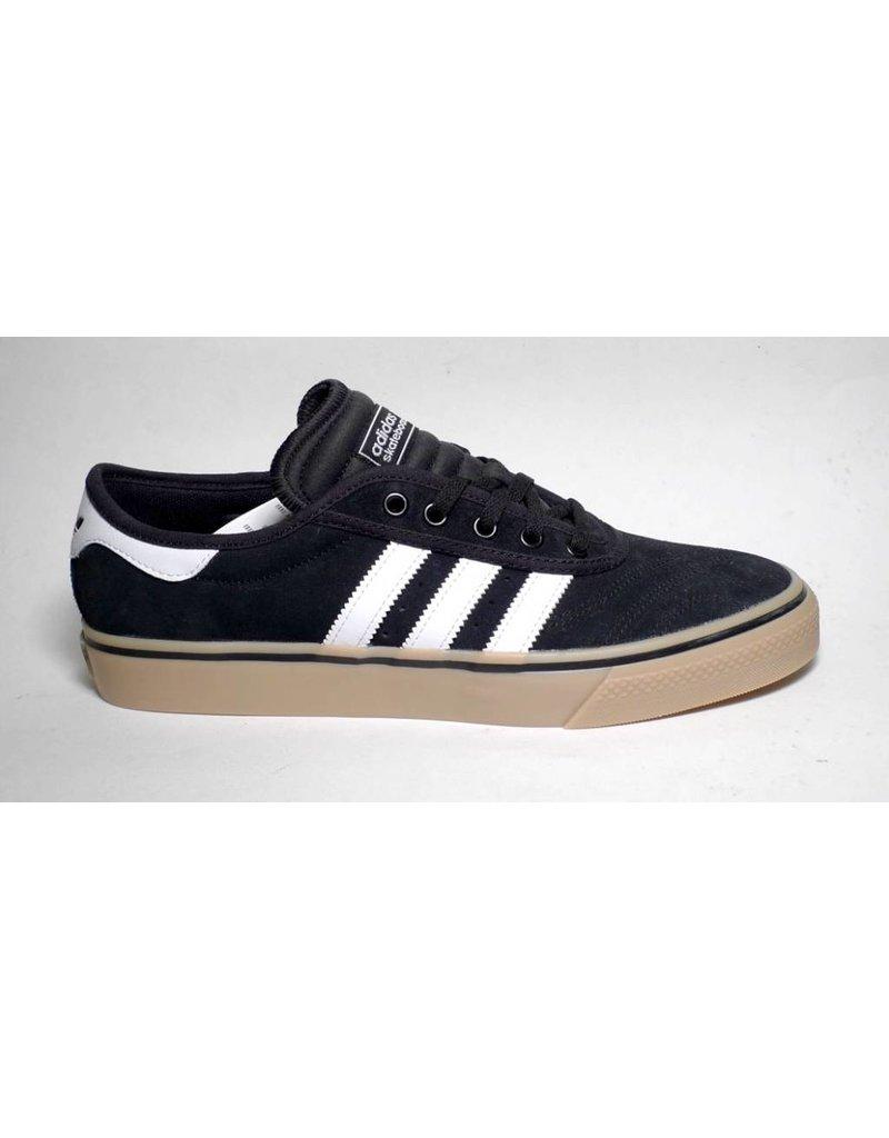Adidas Adidas Adi-Ease Premiere - Black/White/Gum  (size 7,  8.5, 9.5 or 10)