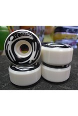 FA skates FA Chupp Wheels (set of 4) Black ink on White