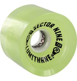 Sector 9 Sector 9 Lumithane Glow 67mm 78a Wheels (set of 4)