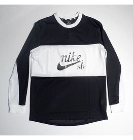 Nike SB Nike sb Dri Top XLM Mesh Top -  Black (size Small or Medium)