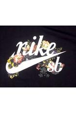 Nike SB Nike sb Floral Logo T-shirt - Black