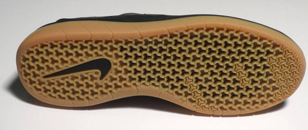 Nike SB NIke sb Nyjah Free - Black/Black-Gum Light Brown