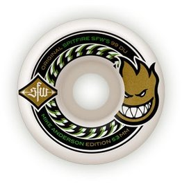 Spitfire Spitfire Anderson SFW 2 53mm 99d wheels (set of 4)