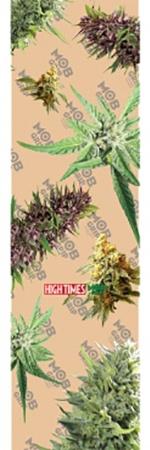 "Mob Grip Mob Grip 9"" High Times Clear Multi Bud Sheet"
