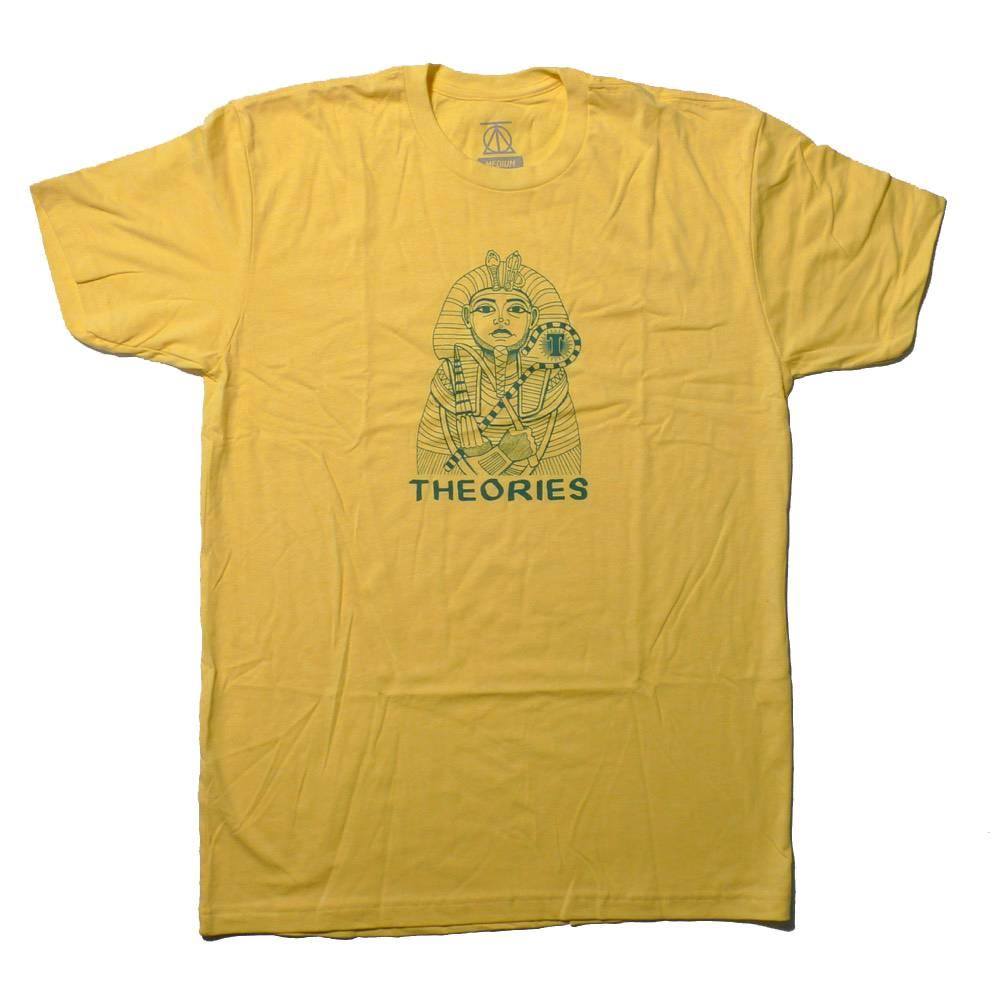Theories Brand Theories Pharaoh T-shirt - Banana