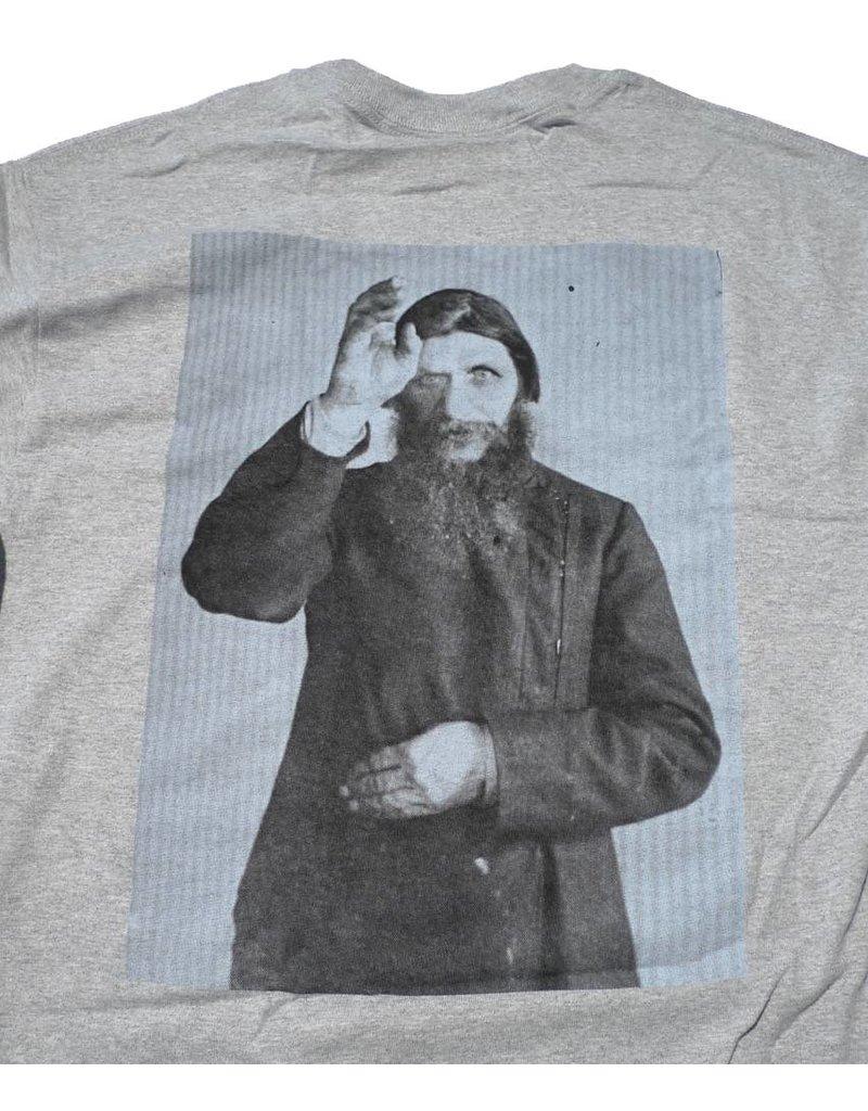 Theories Brand Theories Rasputin Longsleeve T-shirt - Heather Gray (Size Medium)
