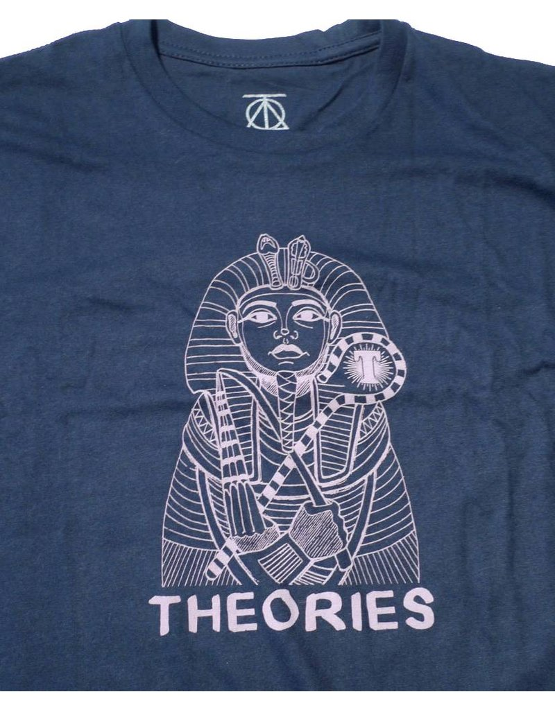 Theories Brand Theories Pharaoh T-shirt - Navy (size X-Large)