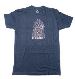 Theories Brand Theories Pharaoh T-shirt - Navy (size X-Large)
