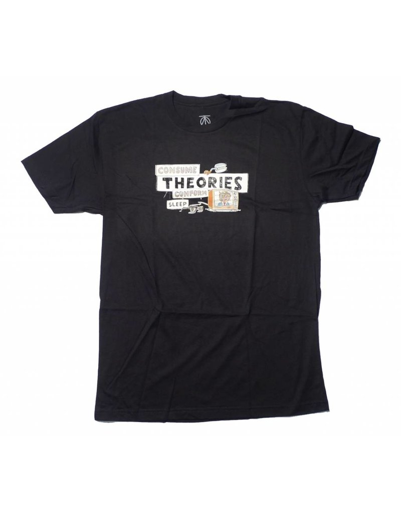 Theories Brand Theories Brand NADA T-shirt - Black (size X-Large)