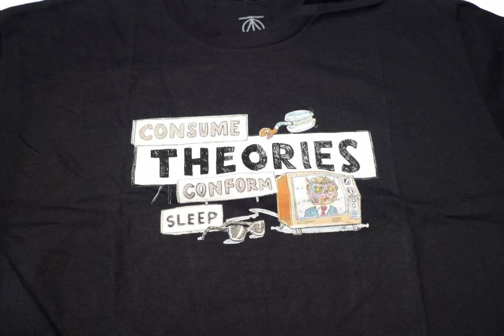 Theories Brand Theories Brand NADA T-shirt - Black