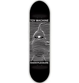 Toy Machine Toy Machine TeamToy Division Monster Deck - 8.50 x 31.88