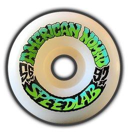Speedlab Wheels Speedlab Nomads 56mm 97a Wheels (Set of 4)