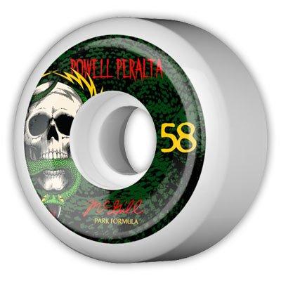 Powell Powell McGill Snake 3 58mm Wheels (Set of 4)