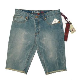 Altamont Altamont A. Reynolds sig. Demin Shorts - Faded Wash  (size 30)