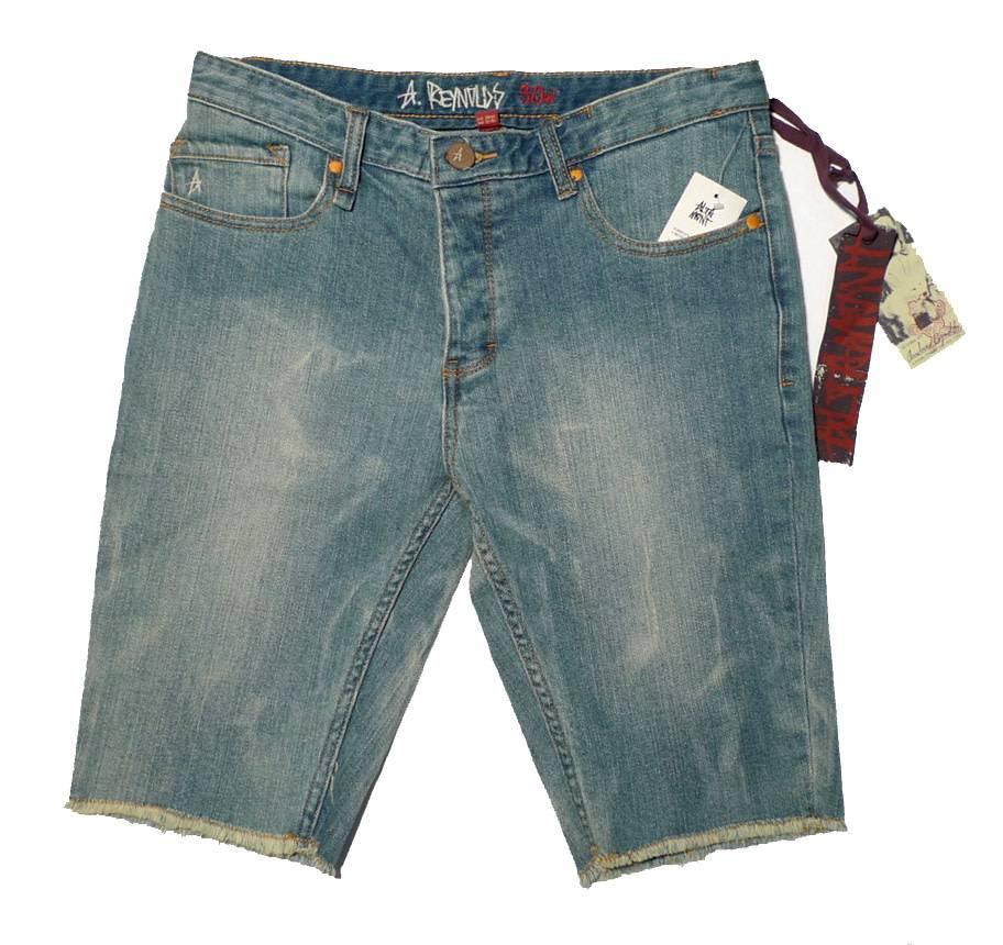 Altamont Altamont A. Reynolds sig. Demin Shorts - Faded Wash  (size 30)